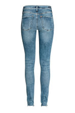 Shaping Skinny Regular Jeans - Denim blue - Ladies | H&M 3